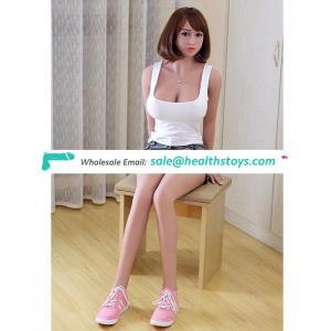 158CM Men Masturbation Tool Large Breast Soft Full Body Hot Lady Sex Dolls For Retail