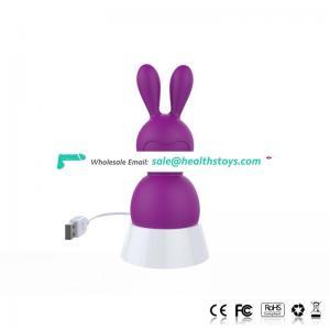 2017 NEW rabbit vibrator mini pussy massager sex toy for women