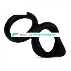 2017 dildo Hot sale adult product- Medical Silicone cockring for men