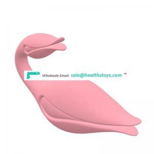 2019 Newest Medical Silicone Goose Animals Women Pussy Masturbation Tool Vibrators Love Eggs Sex Toys