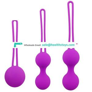 3 Stages Kegel Exercise Balls Ben Wa Balls for Vagina Tightening