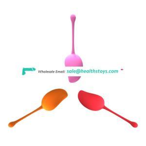 3 pcs women sex wellness product pelvic floor stimulator colorful ben wa kegel balls
