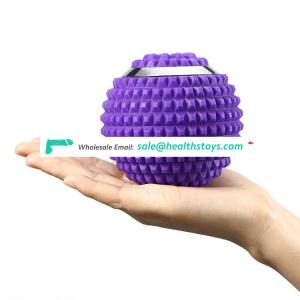 4 Speed Muscle and Fitness High Intensity Vibrating Massage Ball for Men and Women