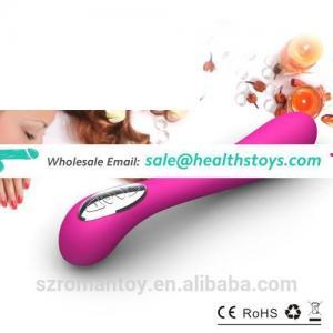 7 Speed Remote Vibrator Toy For Women With Silver Mini Vibrator By Sensual Senses