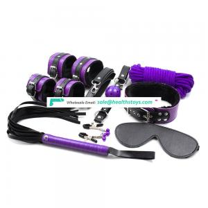 Adult Bondage Restraints Kit sex toys Bed Restraints System female sex bondage