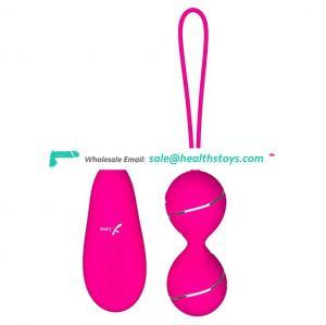 Adult Sex Toys Vagina Massage ball Exercise Kegel Ball for Woman