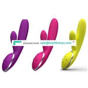 Amazing 12 Modes Vibration Magic Rabbit Vibrator Sex Toys for Ladies