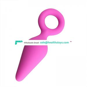 Anal toys wearable anal plug butt prostata massager anal lock for man