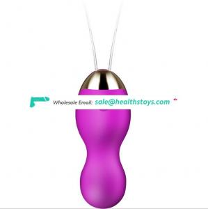 Best Gift For Female Quality Remote Vibrating Massage Eggs