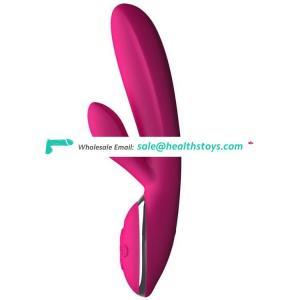 Big head clitoris g spot stimulator rechargeable rabbit vibrator women sextoys wholesale