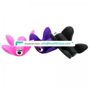 Butterfly Clover Female Nipple Vagina Clip Toys