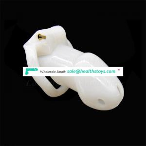 Chastity device male wholesale online sex toys belt cock cage for SM sex