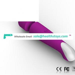 Cordless handhold massager for Women Water resistant Rechargeable Personal Electric Massager with Multi Speed sex toys