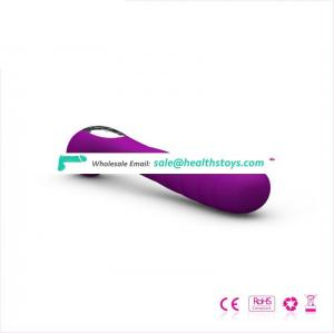 Deluxe Silicone Sound-activated Vibrator Twist of solid silicone with 10 programs