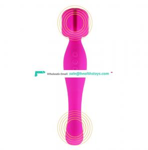 Double motor sex toys women vibrator,Strong vibration 10 speeds massager adult vagina products