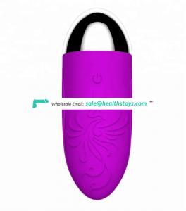 Dropship Quality Silicone Quite Vibration Mini Jump Eggs For Women Vibrator Sex Toys