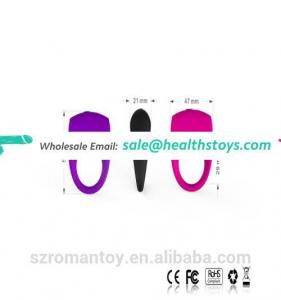 Exotic Sex Toys Cock Ring For Adult Joy Ejaculating Underwear Vibrator