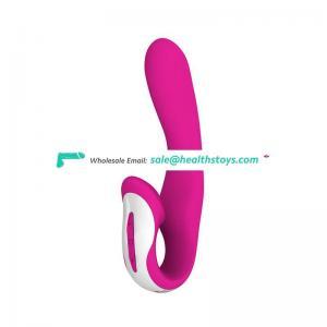 Factory Adult Sex Toys for Female Pretty Love 100% Silicone Vibrators