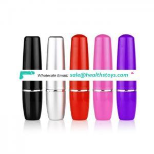 Factory Directly Mini Vibrator Sex Toy Multi Color Lipstick Vibrator