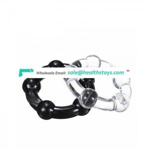 Factory Price Delay Ejaculation Flexible Penis Cock Ring