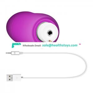 Female Adult Sex Toys Wireless Jumping Egg Vibrator