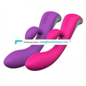 Girl Porn Play Erotic products Rabbit G-spot vibrator and vaginal stimulator sex toys