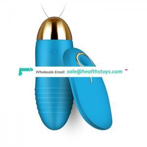 Good Appearance Remote Control Mini Vibrator Jump Egg