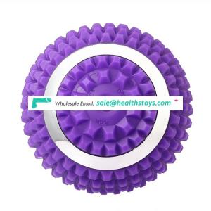 Health care tool of USB charge vibrating massage therapy ball