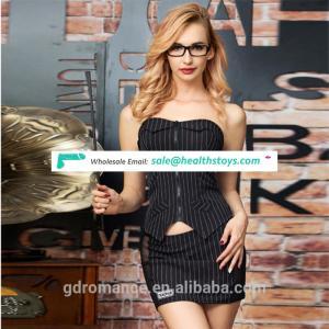 Hot Sales Lingerie Teachers Ladies XXX Sexy Uniforms Manufacturer