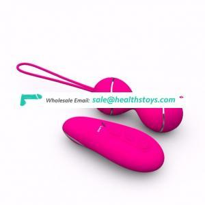 Hot selling mini vibrators vaginal sex toys double eggs