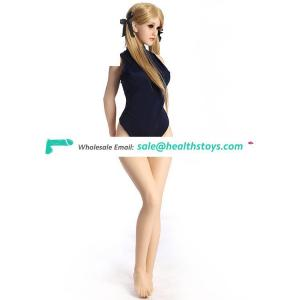 Hot selling products 2018 145cm young silicone sex doll for man