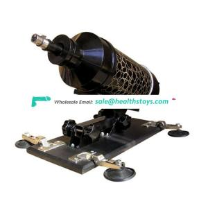 Hot sex toy powerful masturbation machine gun / sm sex products