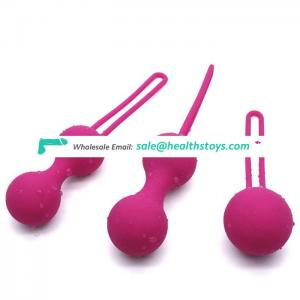 Kegel Ball Female Smart Dumbbell Vaginal Firming Postpartum Repair Adult Sex Products Factory Direct