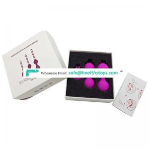 Kegel Balls Set Silicone Kegel balls Vibrator for Women Kegel Exercise