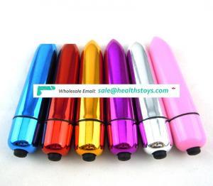 Luxury Appearance Portable Pussy Stimulator Mini Bullet Vibrator For Female