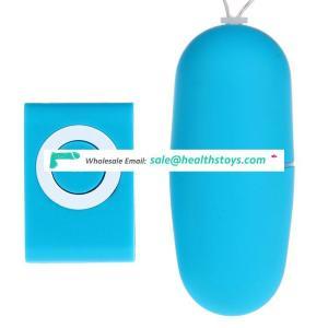 MP3 Silicone wireless Remote love Jump Eggs Vibrator Vagina Sex Toy for women