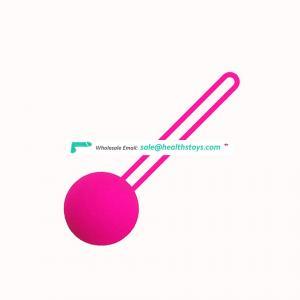 Medical Grade Silicone Vibrating Kegel Exercise Ball
