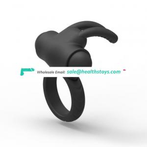 Men Plastic Sex Toy Cock Ring Penis Massager Vibrating penis cock ring