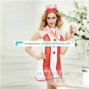 New Design Cheap Sexy Ladies Nurses Sexy Lingerie Online Sale