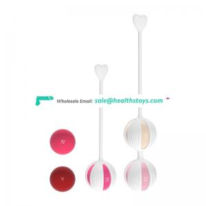 New Koro Cherry Kegel Ball Vagina Sex Toy For Female