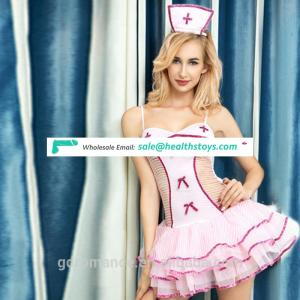 New Style Underwear Young Girl Nurse Costume Lingerie Wholesale Shop