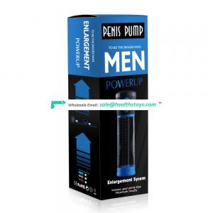 New arrival penis pump erection enlargement vacuum male electric penis pump