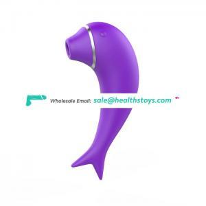 Newest 20 Modes Dolphin Sucking Clitoris Vibrator