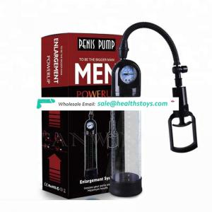 Newest Hot Sale Men Sex Toys Man Vacuum Water Digital Concrete Pump For Sale