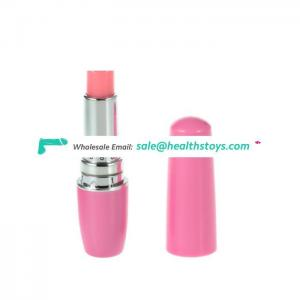 Online Sex Shop Promotion Gift for Girl Personal Massager Lipstick Vibrator