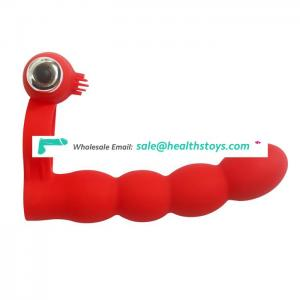 Pathalate Free Prostate Toy Silicone Butt Plug Cock Ring