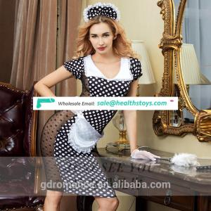 Quality Maid Sexy Lingerie Hot Photo Underwear For Female