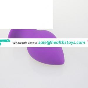 S/M/L/ Comfortable Silicone Anal Plug Suction Cup Big Butt Plug , Anal Dilator Huge Anal Toys for Women