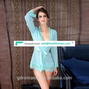 Sexy Lady Wholesale Bathrobe Lingerie Girl Underwear Adult Toys