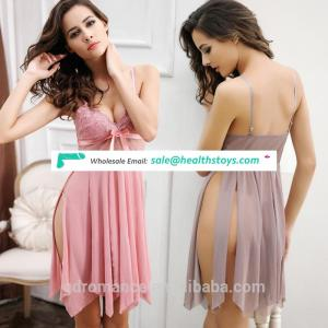 Sexy Underwear Home Nightgown Bathrobe Nice Lingerie Women
